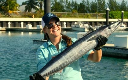 Wahoo- Chub Cay, Bahamas