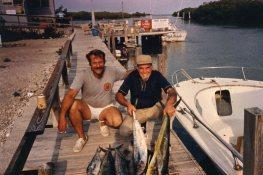 Linderman Key - Dad & Papa Lobeck