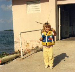 Me, 1986.