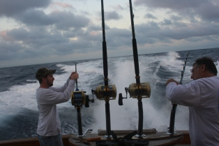 Bahamas fishing